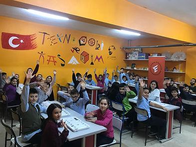 cevatpaşa ortaokulu ücretsiz mangala eğitimi