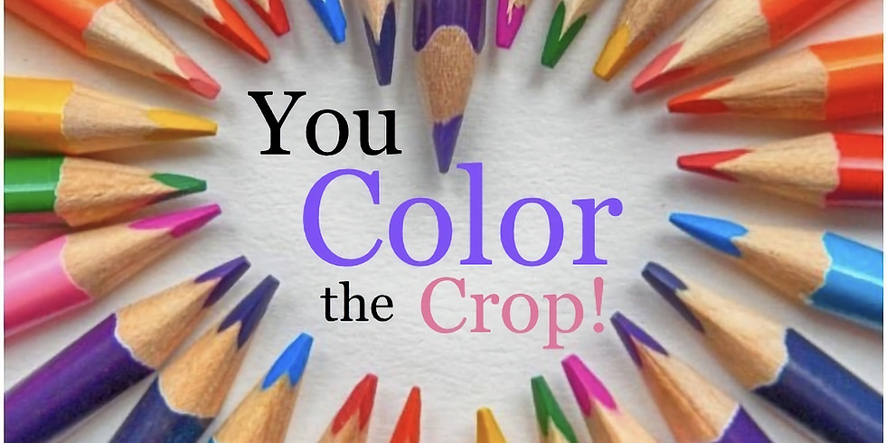 You Color the Crop!