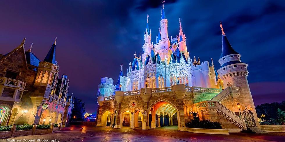 Trip to Magic Kingdom