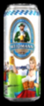 Das Himmlische Hefetrub - the easily accessible but tasteful beer in the Weidmann village.