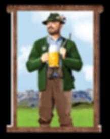 Pauli Weidmann - He brews the Weidmann beers that capture everything he experienced.
