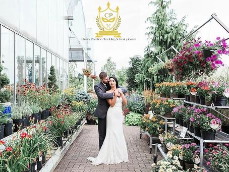 Wedding Secret Garden