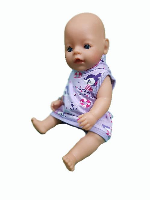Puppenkleid Hafenkitz