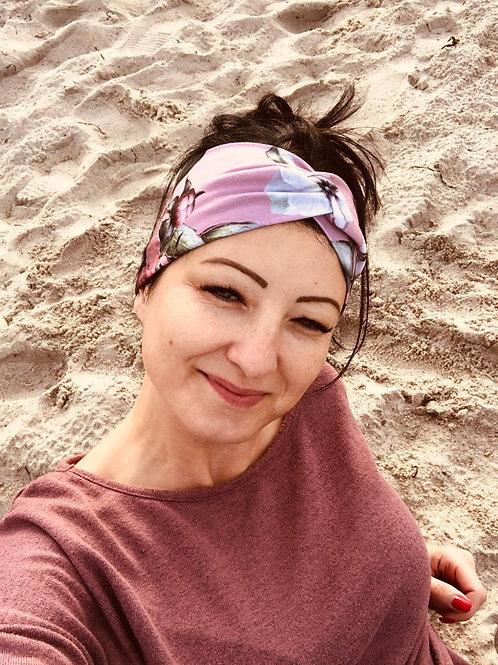 """Damen Stirnband/Haarband """"Autumn flowers"""""""