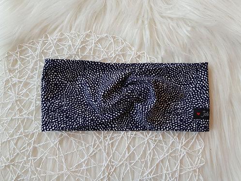 """Damen Stirnband/Haarband """"Pünktchen"""""""