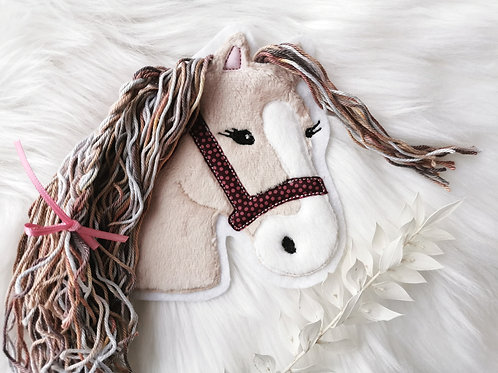 "Aufnäher/Patch Pferd ""Lulu"" dotty"
