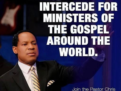 Pray For Ministers of The Gospel