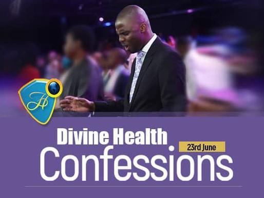 Divine Health Realities