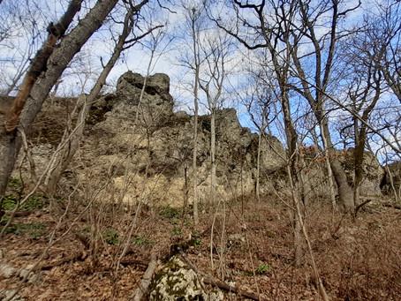 Драконьи (Бабаковы) скалы