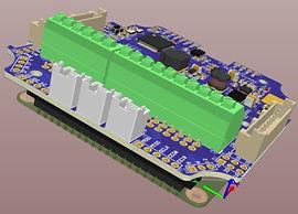 DAYTECH ACORN IoT SmartNode PCB Orthogan