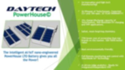 Daytech PowerHouse SmartESS - first slid