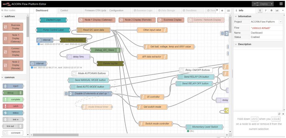 ACORN - SmartNode ACORN Flow Platform Ed