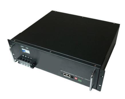 PowerHouse ESS - DT-LP-48VDC-50AH-19IN-ESS-A