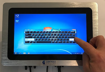 COIN-CPM10.1-TOUCH Capacitive Touch scre