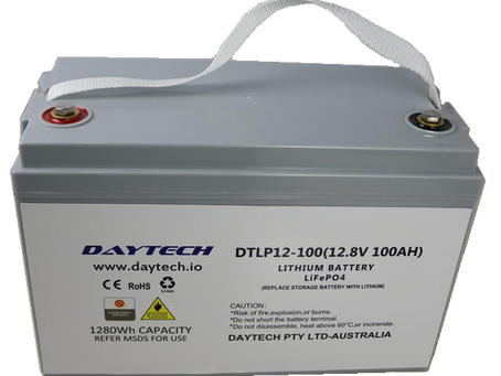 Battery Blog: How to connect 12VDC batteries in series to build a 48VDC Energy Storage System.