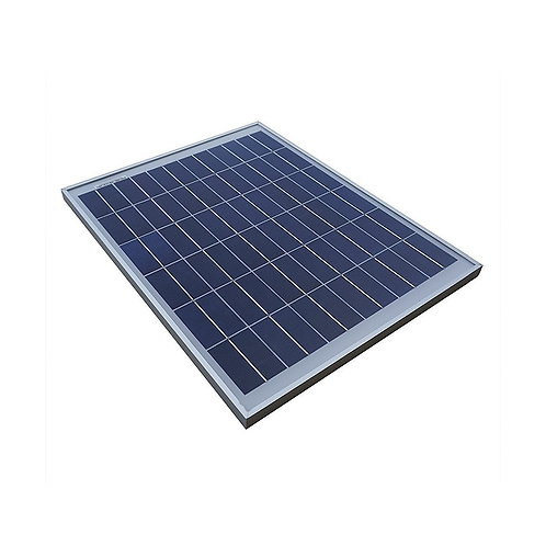 Victron 20W / 12V Poly Solar Panel 480x350x25mm