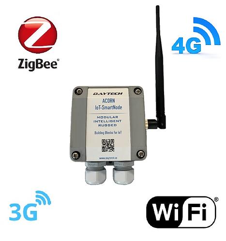 ACORN IoT-SmartNode - Modular & Expandable Gateway Node