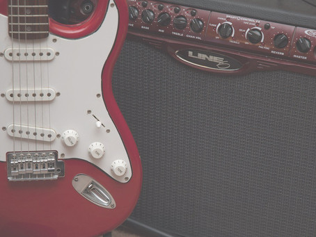 New Guitar Or New Amp?