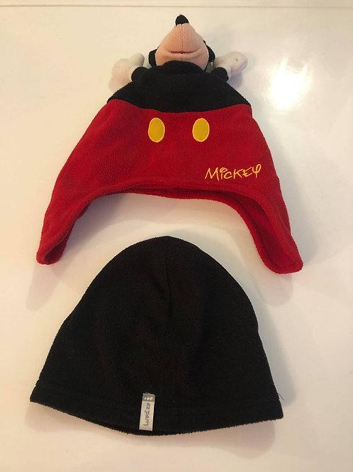 bonnet mickeytaille unique enfant  ref bn24