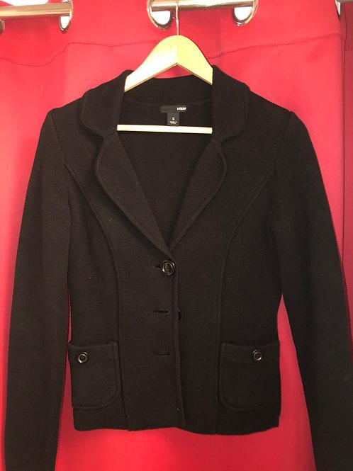 veste femme noire taille:   s   ref g612