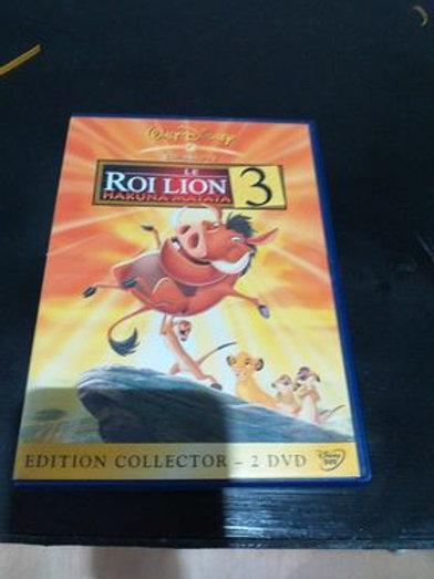 dvd le roi lion 3