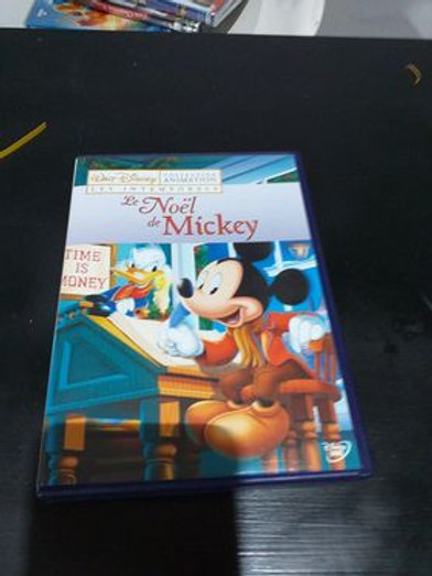 DVD Le noel de Mickey