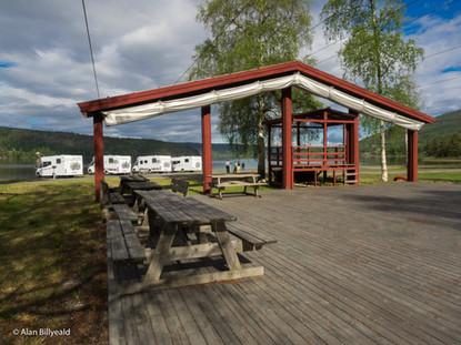 Strandefjorden Bobilcamp