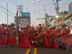 2018 순천거리축제 행사참여