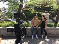 KBC_ 화접몽 광고 촬영 中