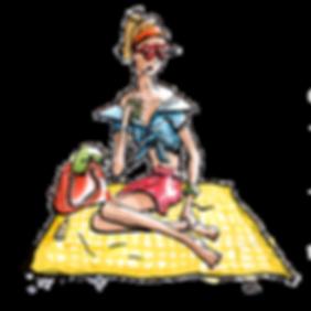 L'Univers d'Habile Buston, illustration de la Femme d'Aujourd'hui. Mode, Lifestyle et Humour. Illustrateur à Paris.