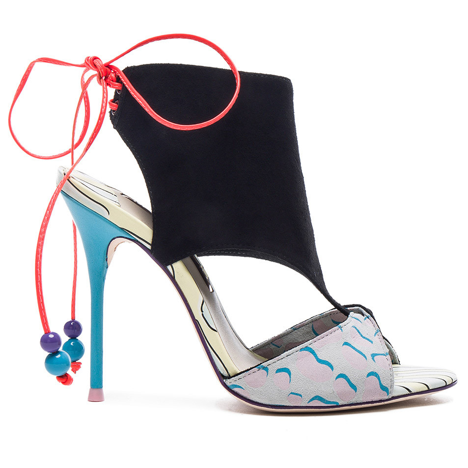 CLICK TO KNOW MORE ABOUT THIS ARTICLE - Sophia Webster Shoes