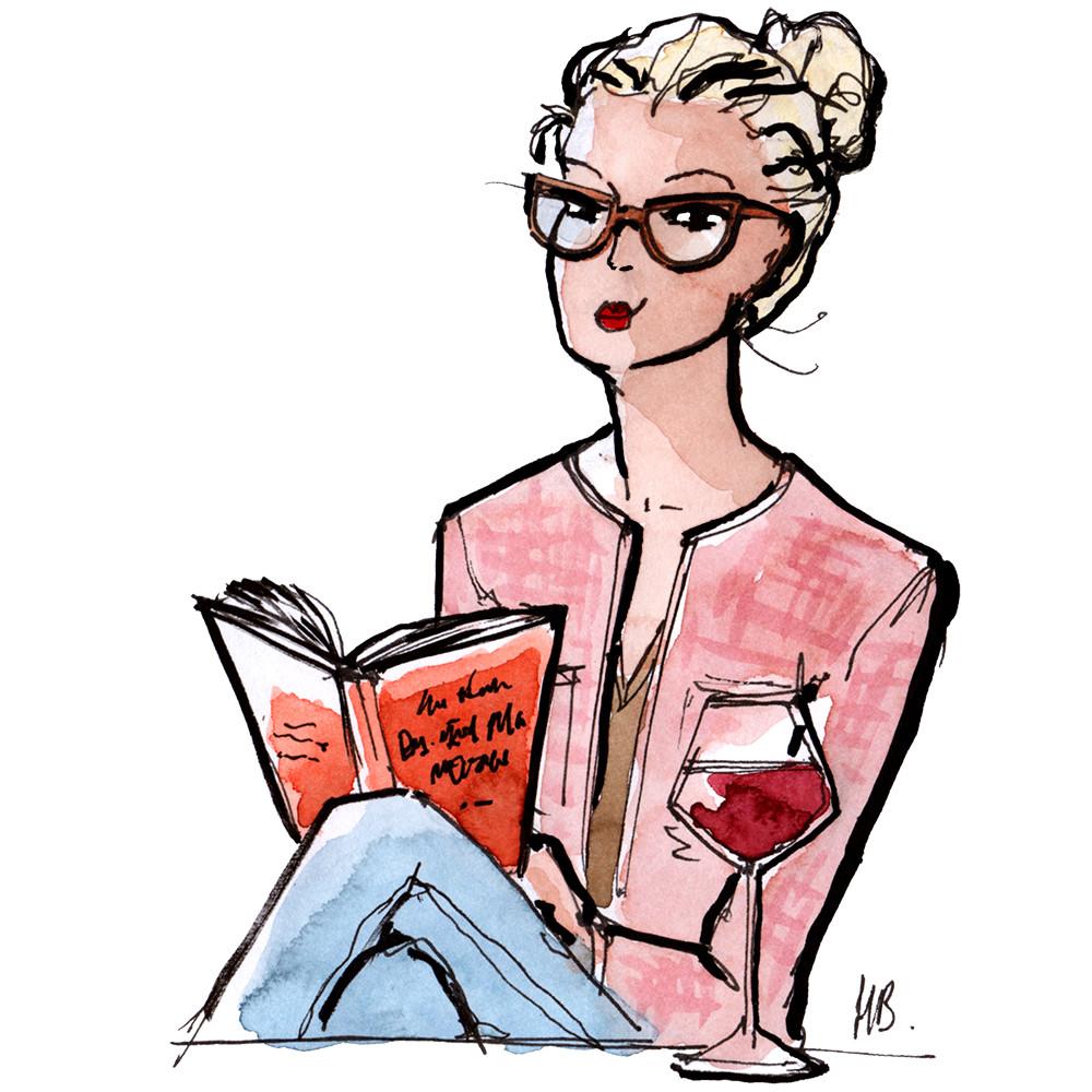 Lisa Kin, contributrice pour Habile Buston - Le Billet littéraire du mois