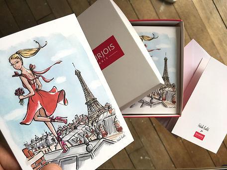 Habile Buston, Illustrateur parisien - Illustration, affiches, papeterie et autres créations