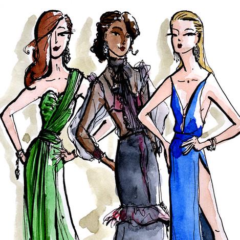 7 tenues que vous pourrez (un jour) porter sur les marches du Festival de Cannes