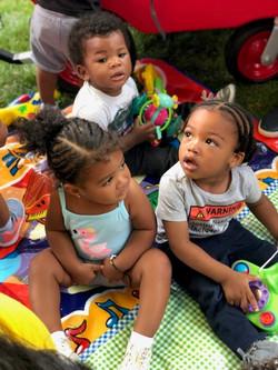 Infants at FieldDay