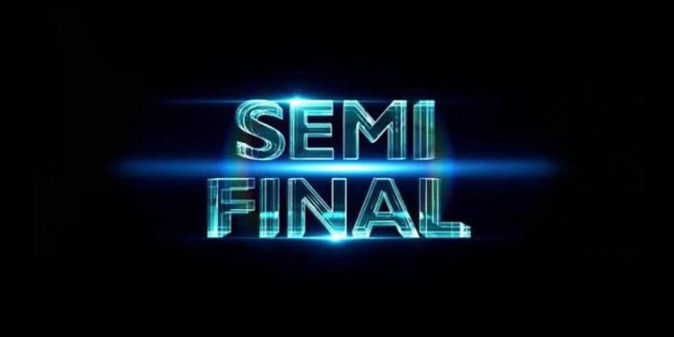 U13s Blues Semi Final