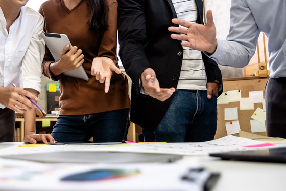 Building high performing teams in a hybrid workplace