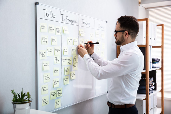 Future-proofing organisations with agile leadership