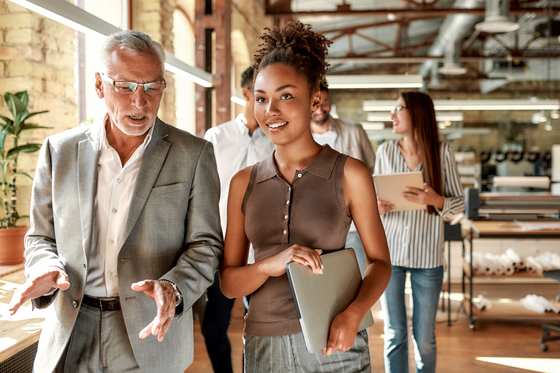 Managing a multi-generational workforce