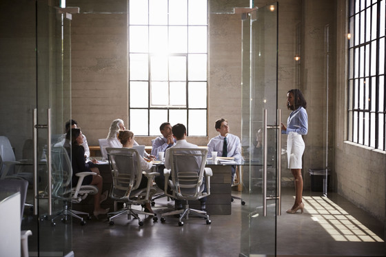 Leadership communication in a hybrid workplace