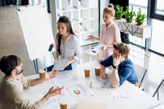 How to develop productive working relationships