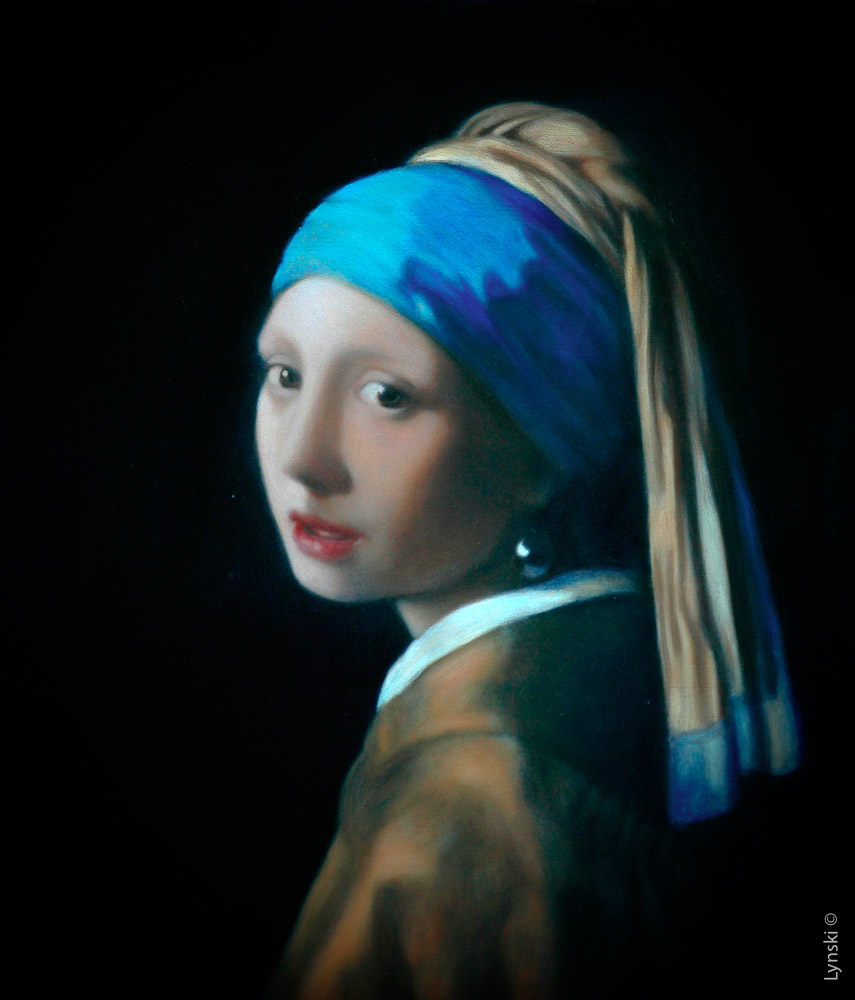 Johannes Vermeer - 1665