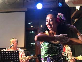 Mahalo♡オトフラ〜ハワイアン&トークショー