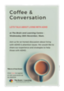Mint Green Simple Coffee Promo Poster co