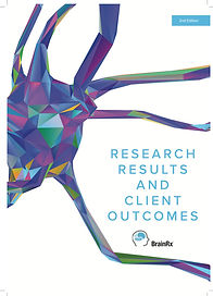 research and results client outcomes cognitive research