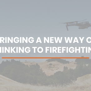 BRINGING A NEW WAY OF THINKING TO FIREFIGHTING
