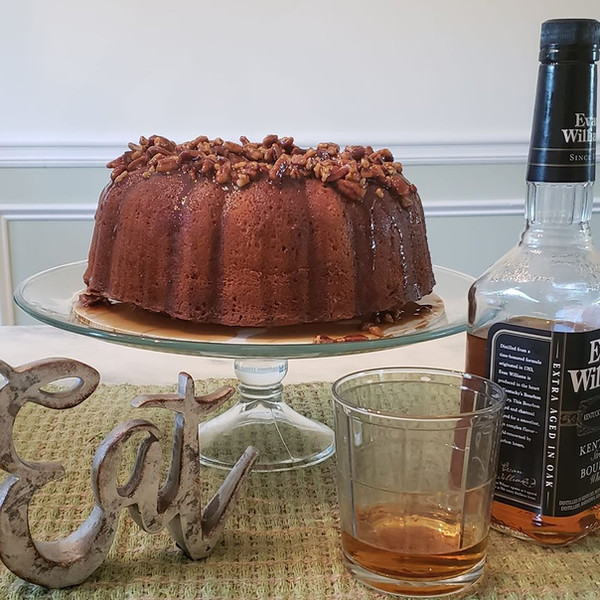 Bourbon Praline