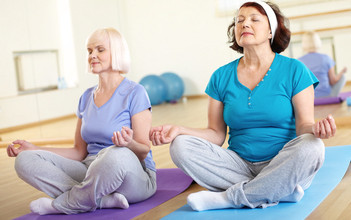 How slow, mindful yoga can help you relax