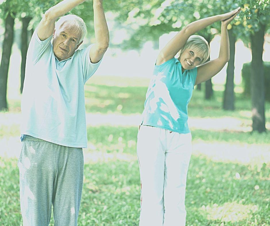Outdoor Yoga at Mentmore Rec