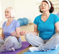 Friday Online Mat Yoga